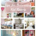 Kid Rooms {ask a designer}