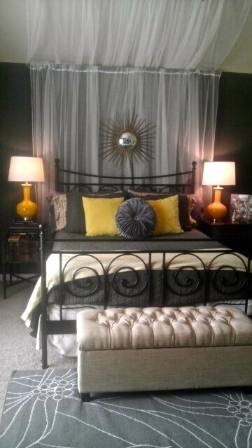 Creative Headboards revisited Up to Date Interiors