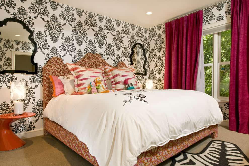 wonderful orange black bedroom ideas | Wednesday Fun- Black and Orange {revisited} | Up to Date ...