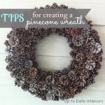 Monday Musings – Pinecone Wreaths