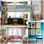 How to freshen up your space