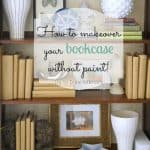 How to Change Your Bookcase without Paint