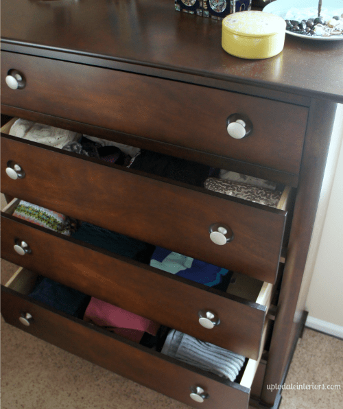 Love Your Space Challenge #8: Have Your Clothes Ready To