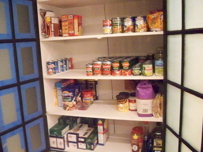 Love Your Space Challenge Tips For Organzing Your Pantry
