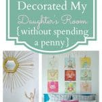 Wall Decor Ideas {for free}