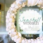 DIY Seashell Wreath