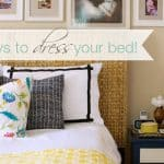10 Ways to Dress a Bed