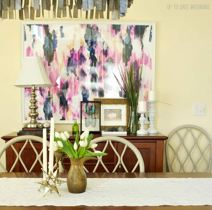 dining-room-tulips