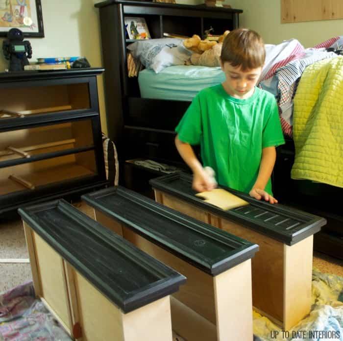 sanding-dresser