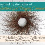 DIY Holiday Wreaths from SGBC