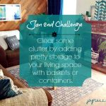 Love Your Space Challenge: Jan 2nd