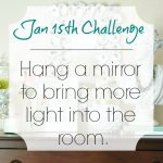 Love Your Space Challenge: Jan 15th