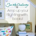 Love Your Space Challenge: Jan 8th