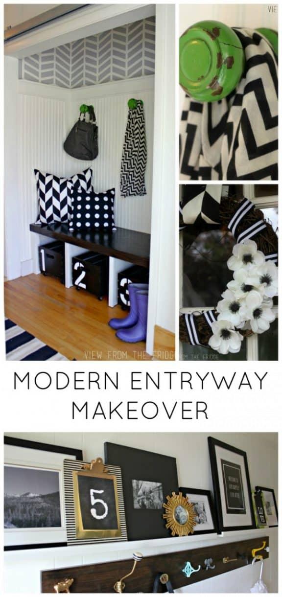 Modern-Entryway-Makeover-VertCollage
