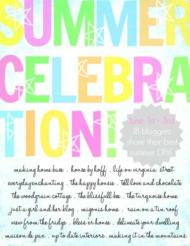 Summer Celebration Graphic wnames