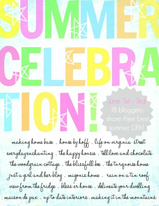 Summer Celebration Graphic wnames