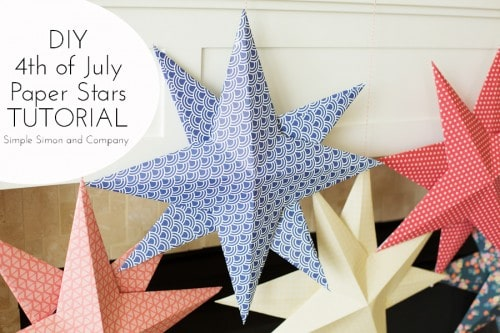 4th-of-July-Paper-Stars