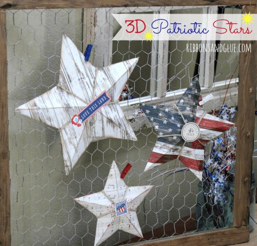 Patriotic-Stars-3D