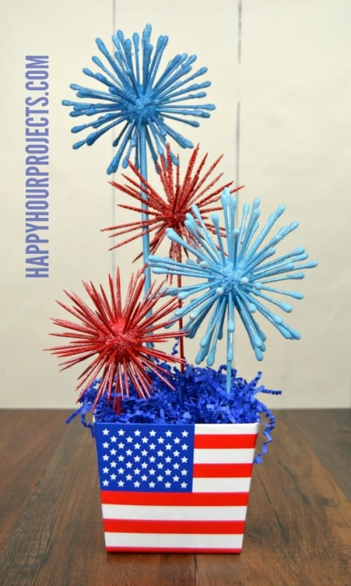 Topiary-Style-Fireworks-Decor-With-FloraCraft-Foam-Balls-3