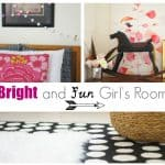 Bright and Fun Girl's Room
