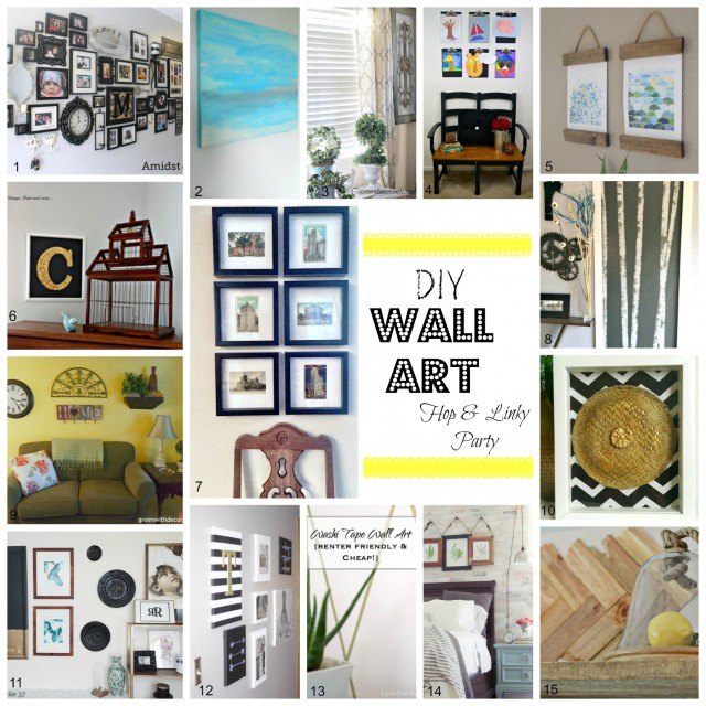 Group Graphic DIY Wall Art