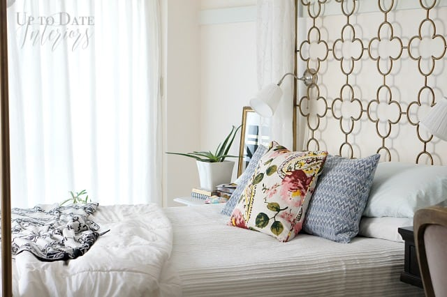 spring home tour bedroom