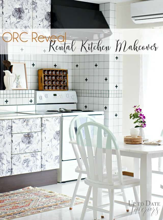 rental kitchen makeover
