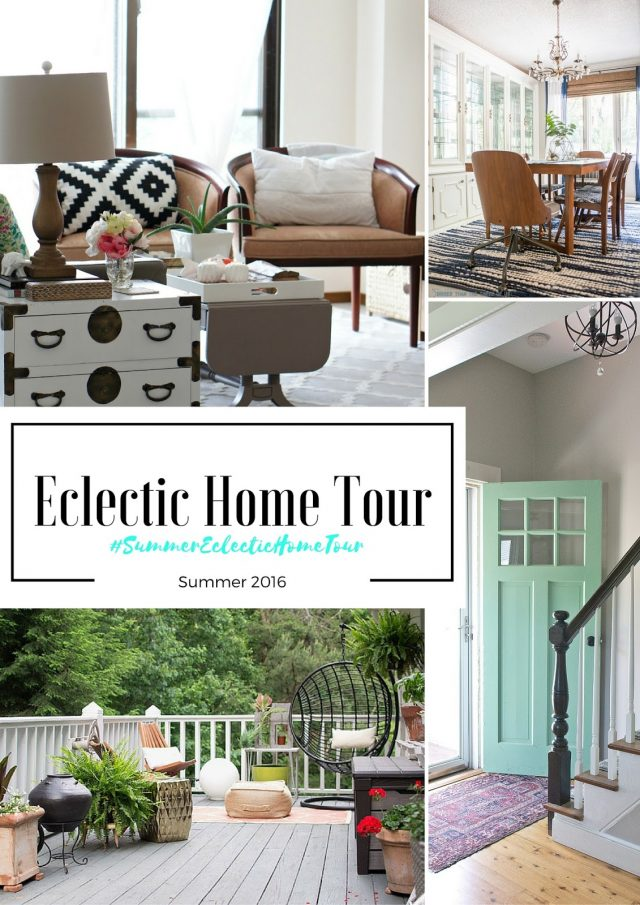 Eclectic Home Tour- Wednesday