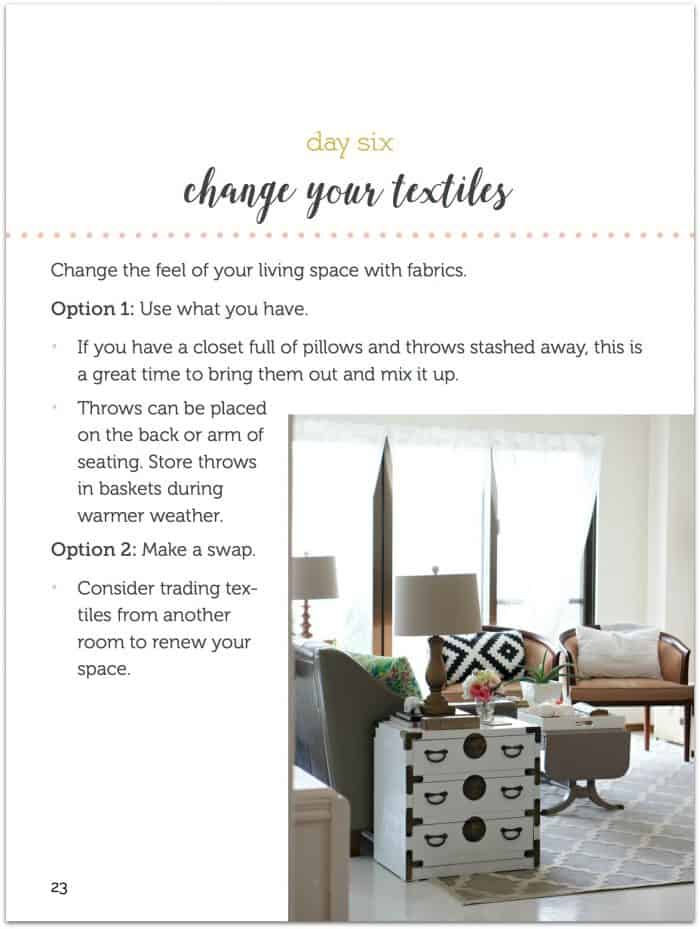 Love Your Space -textiles-