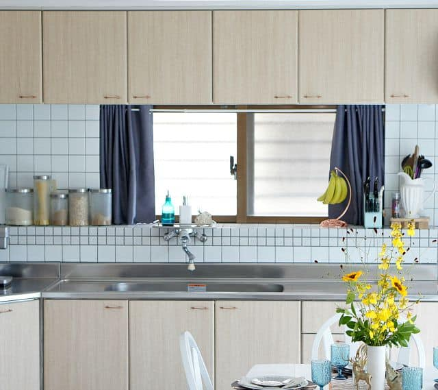 Previous Kitchen Makeover With Contact Paper Before And: My Home Style Tours: Before And After