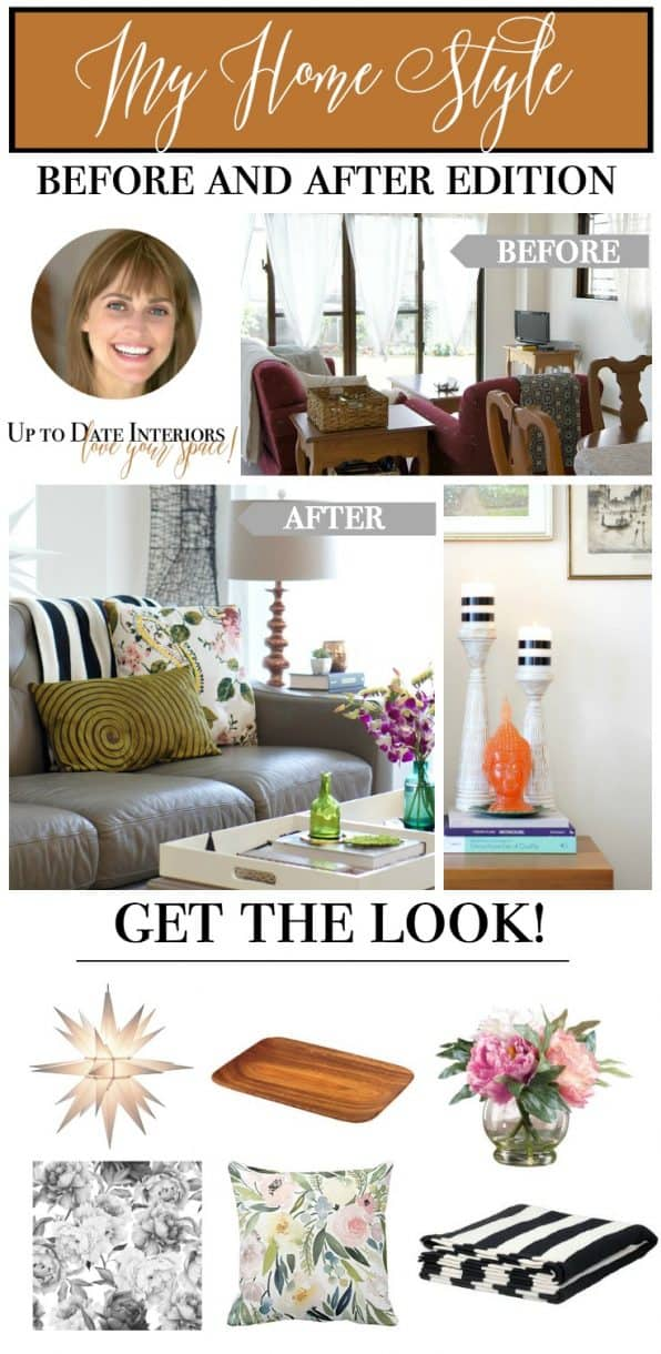 My Home Style Before and After Eclectic