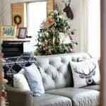 Winter Eclectic Home Tour 2016