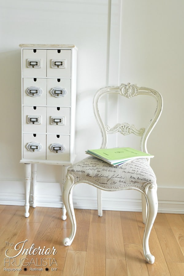 Apothecary Cabinet ikea hack