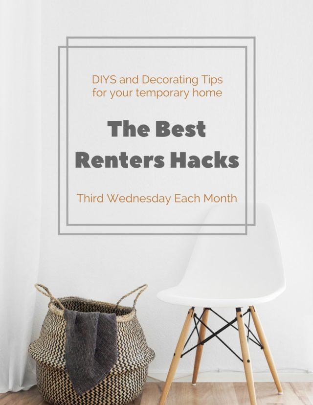 the best renters hacks