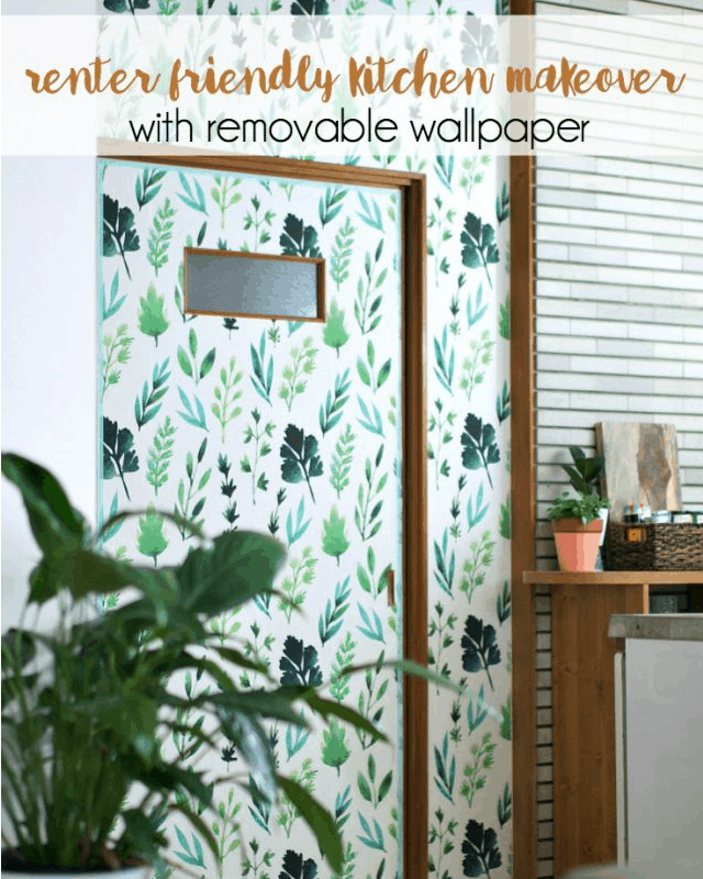 rental friendly decorating tips for walls removable wallpaper