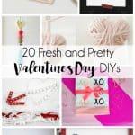 20 Modern Valentine's Day DIYs