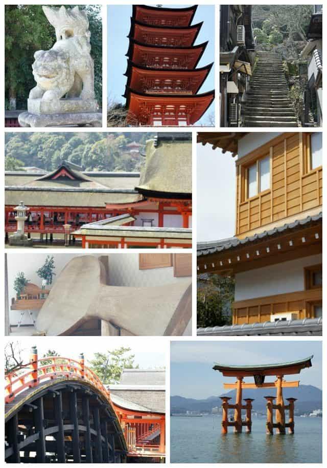 Miyajima collage