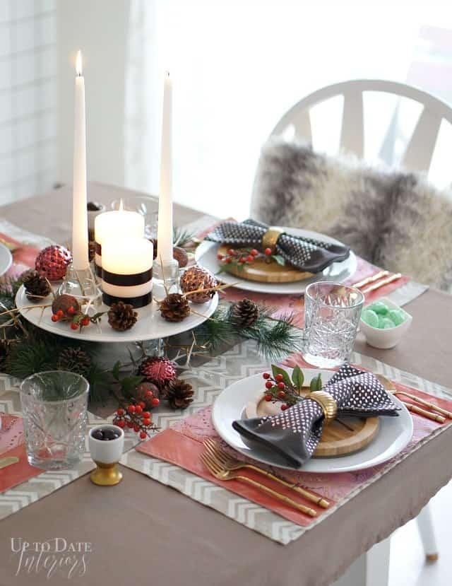 global eclectic stye table