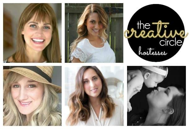 The Creative Circle Hostesses