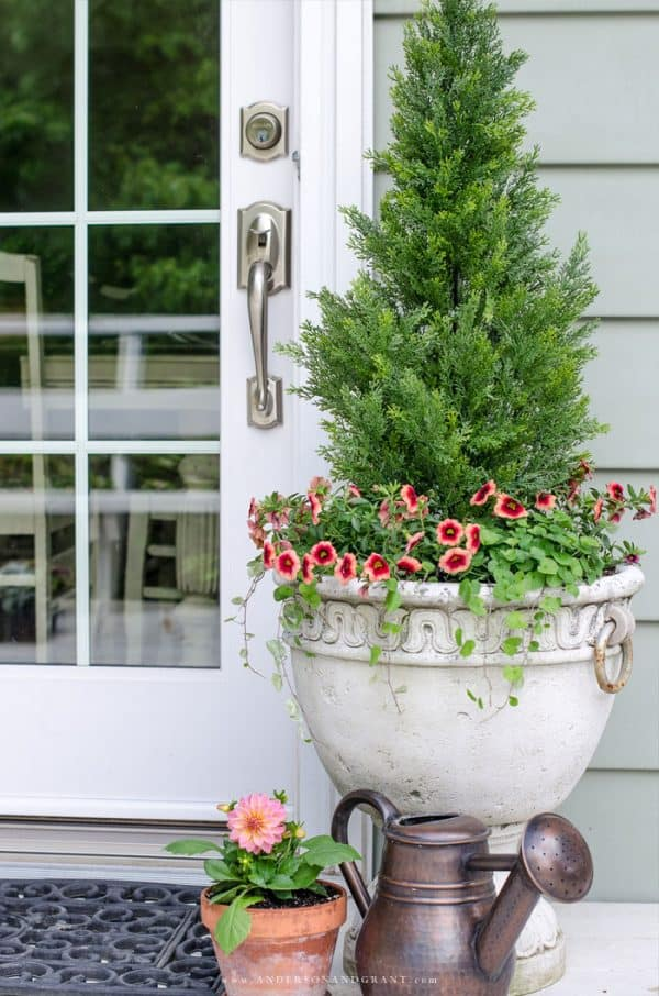 creating curb appeal from anderson and grant