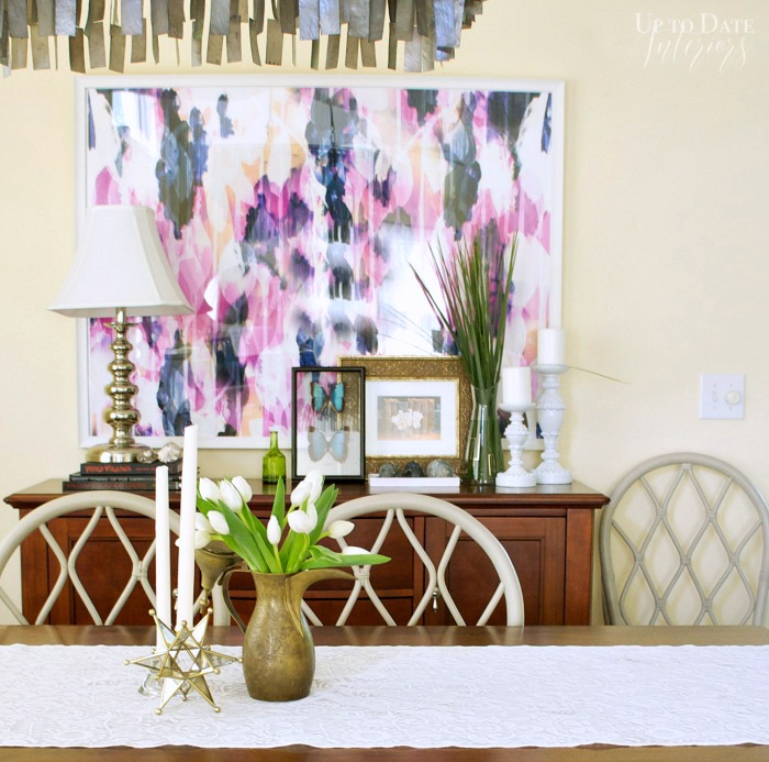 Dining Space Rental Decorating Ideas