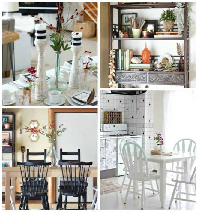 dining room rental decorating tips