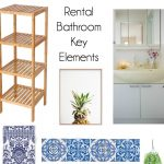 $100 Room Makeover:  Bathroom Plans