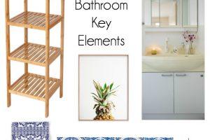 $100 Room Makeover:  Bathroom Plans