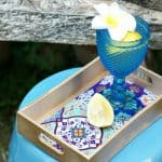 The Global Styler: Moroccan Inspired Tray